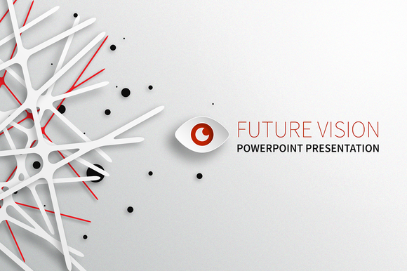 Future Vision Powerpoint Template