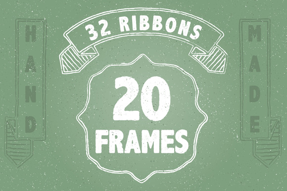Frames Ribbons