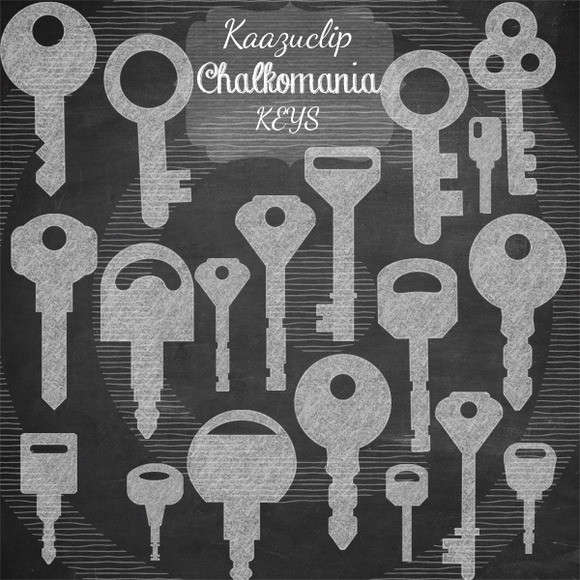 Chalk Keys