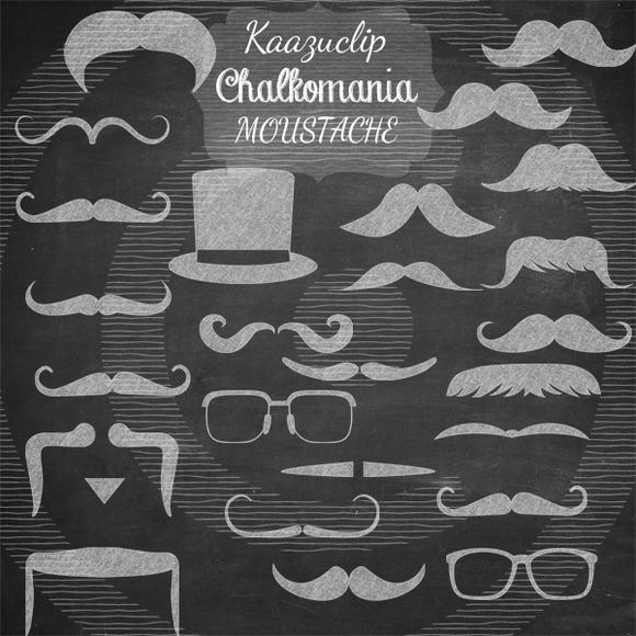 Chalk Moustache