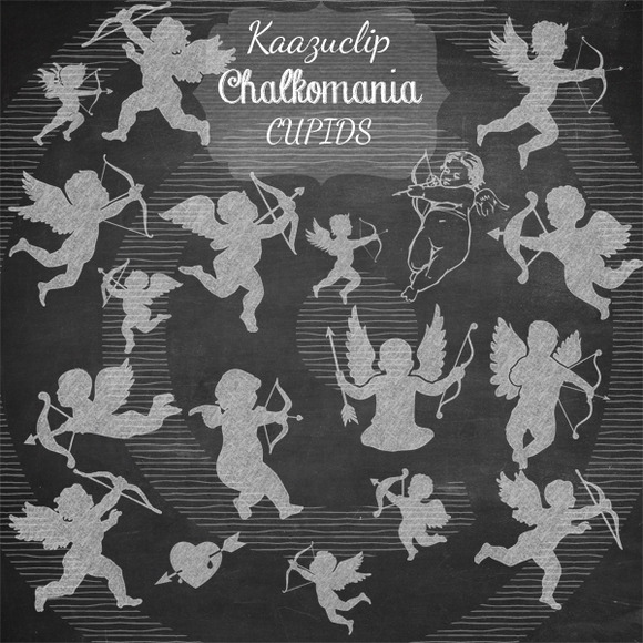 Chalk Cupids