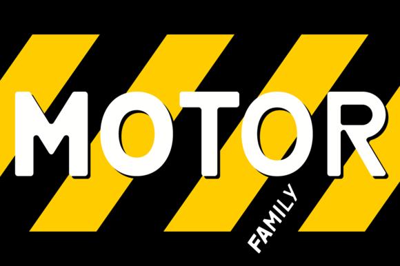 Motor 4F
