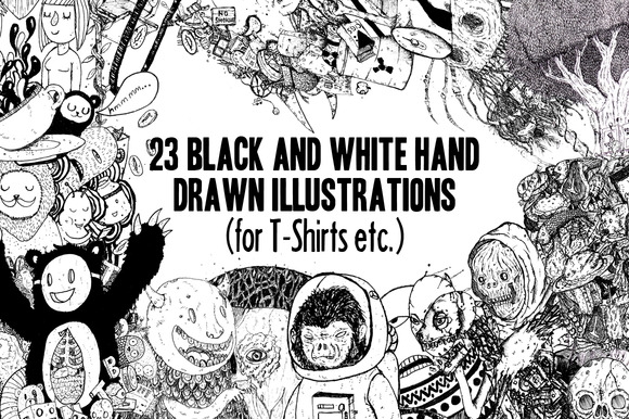 ILLUSTRATIONS BUNDLE