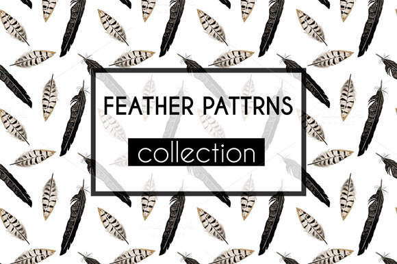 Feather Patterns Collection