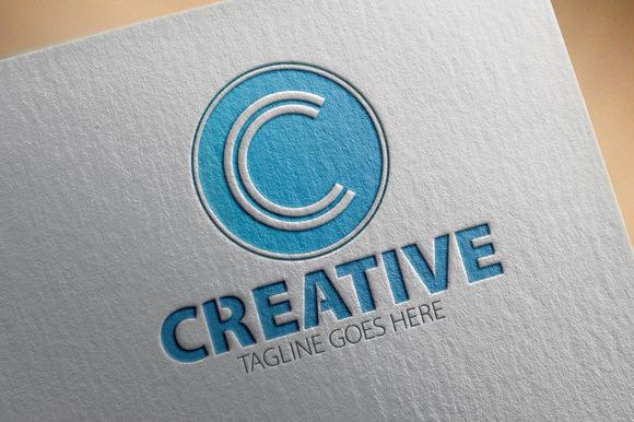 Creative V2 Logo
