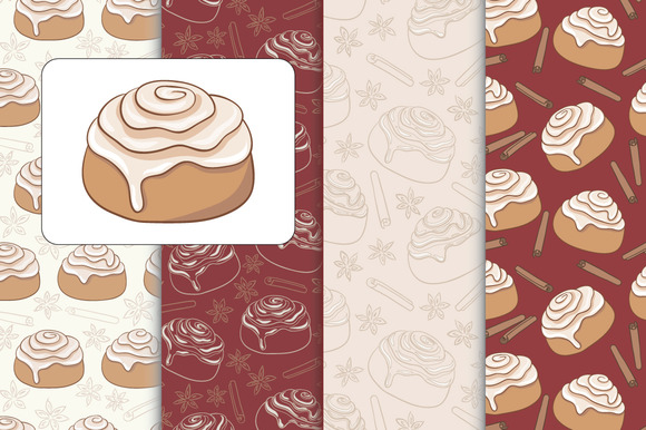 Cinnamon Rolls Collection