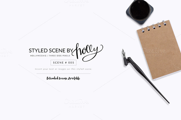 LAYERED Styled Scene #005 By Holly