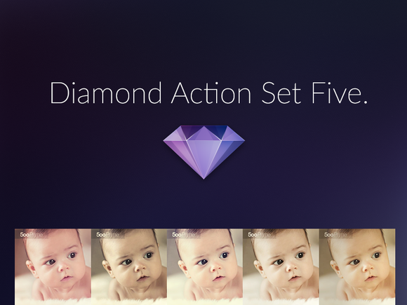 Diamond Action Set 5