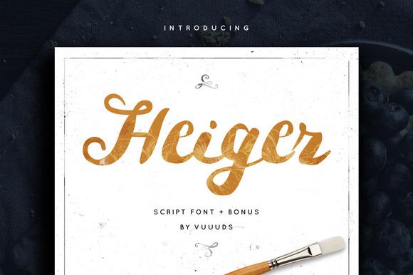 Heiger Script
