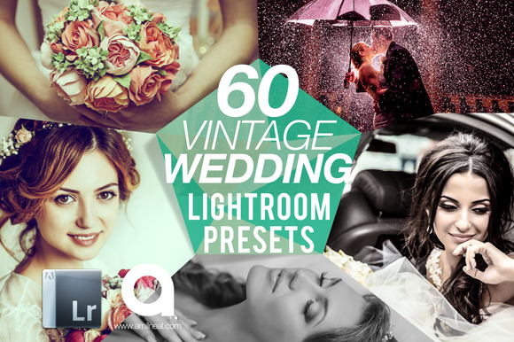 Vintage Wedding Lightroom Presets