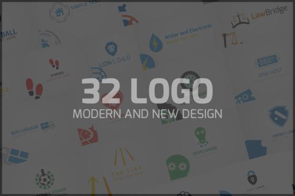 32 Logo Design