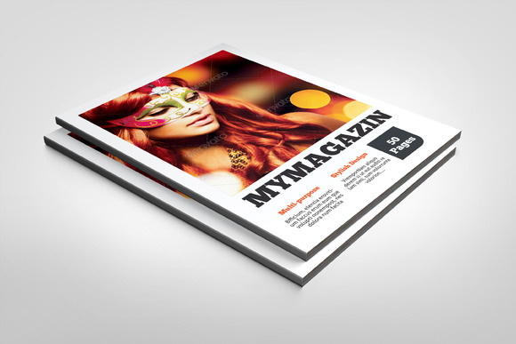 50 Pages Magazine Vol 3