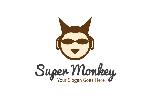 Super Monkey Logo