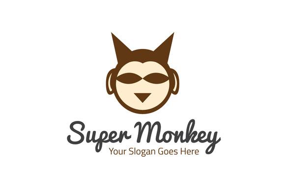 Super Monkey Logo