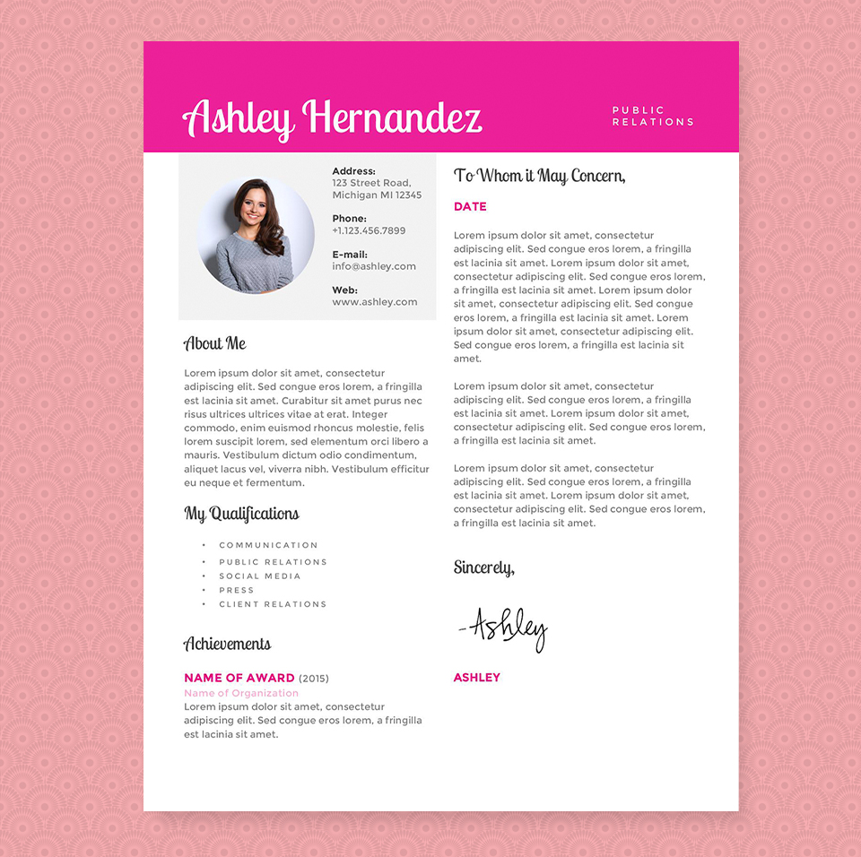 Resume examples online
