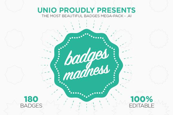 Badges Madness