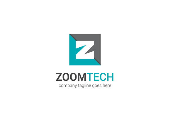 Zoom Tech Logo