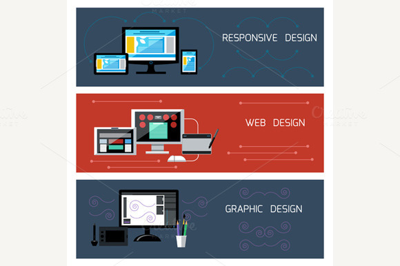 Web Responsive And Graphic Design
