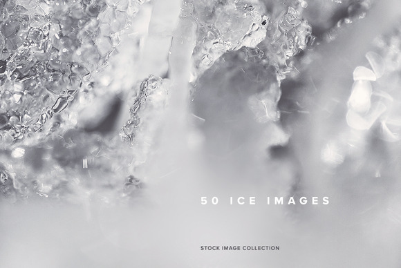 50 Ice Images