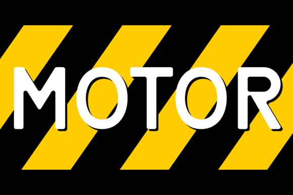 Motor 4F Regular