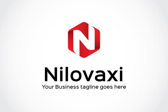 Nilovaxi Logo Template