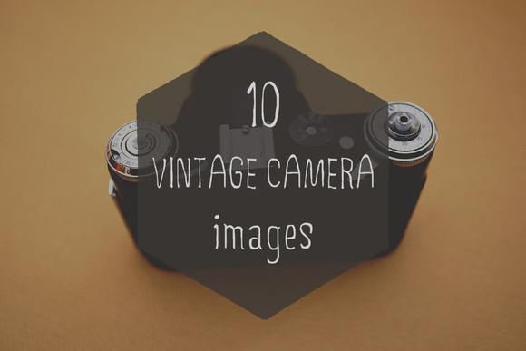 Vintage Camera Images