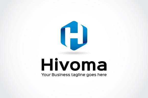 Hivoma Logo Template