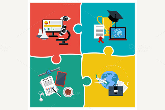 Online Education Science Business