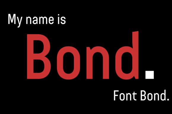 Bond 4F 50%off