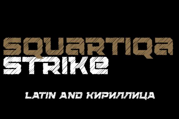 Squartiqa 4F Strike