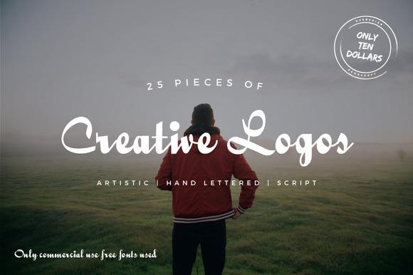 Oslo 25 Creative Artistic Logos