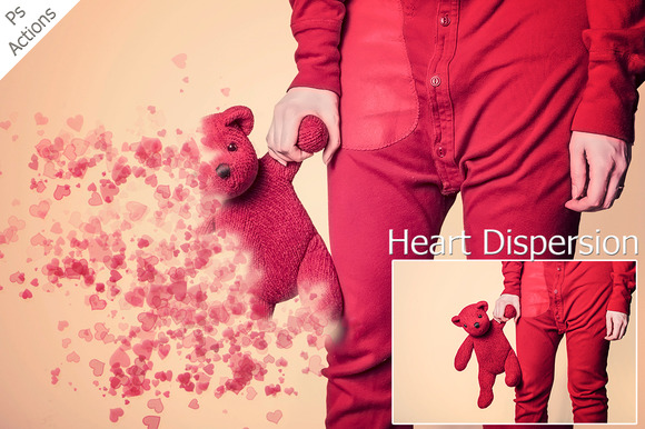Heart Dispersion Ps Action
