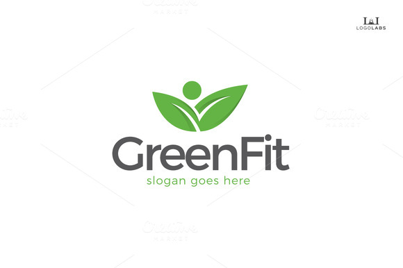 Green Fit Logo