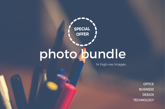 Office Photos Bundle