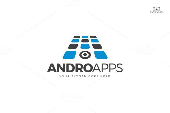 Andro Apps Logo