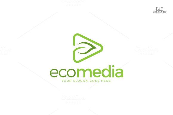Eco Media Logo
