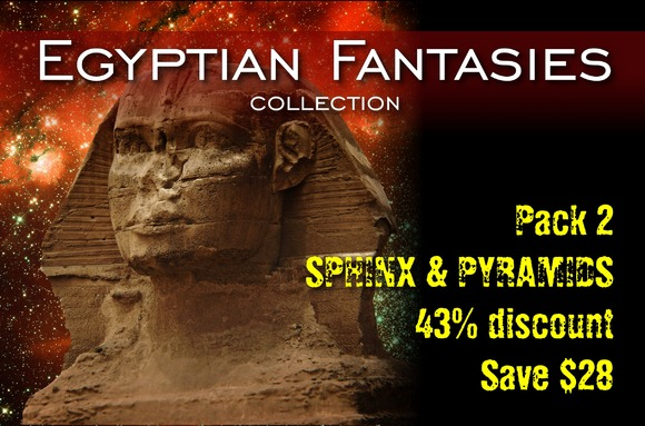 Egyptian Fantasies Pack 2