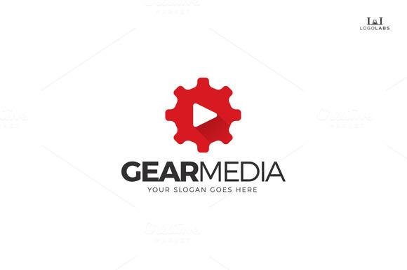Gear Media Logo