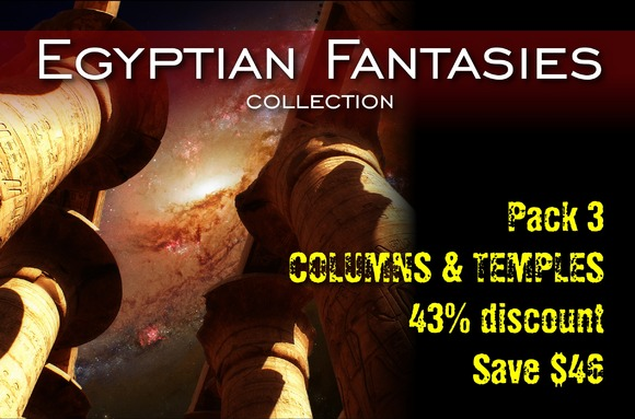 Egyptian Fantasies Pack 3