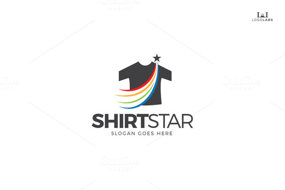 Shirt Star Logo