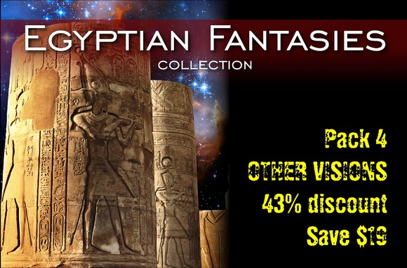Egyptian Fantasies Pack 4
