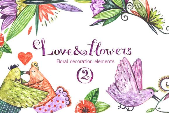 Love Flowers 2