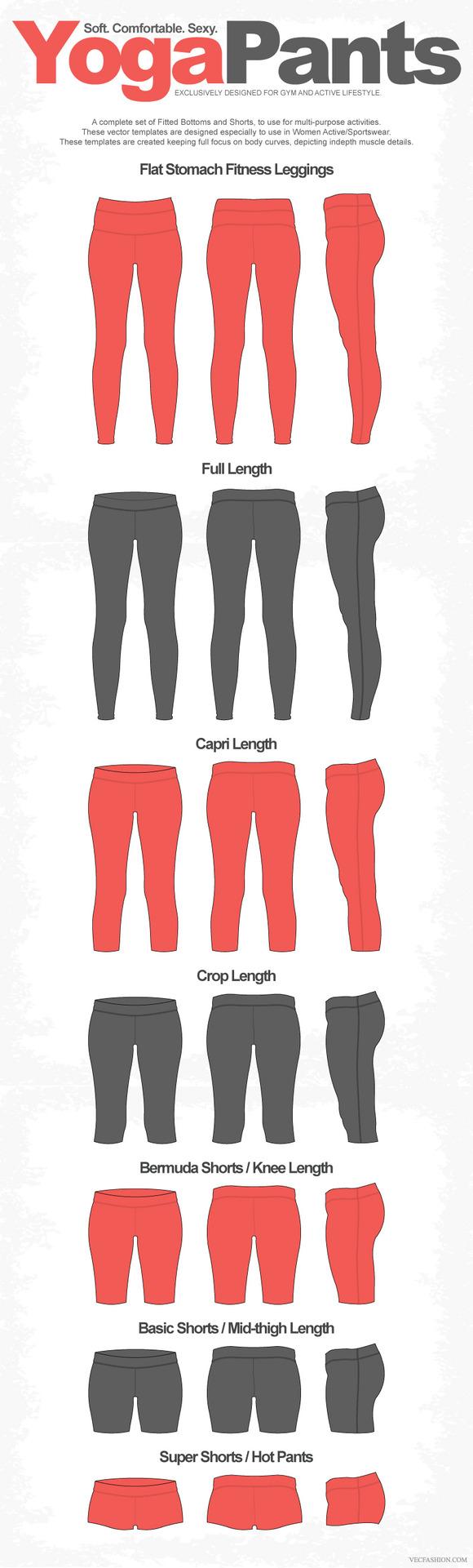 Women Yoga Pants Full Range Leggings