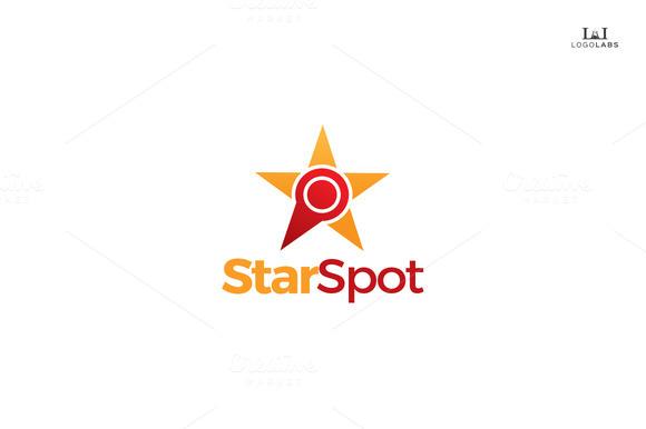 Star Spot Logo