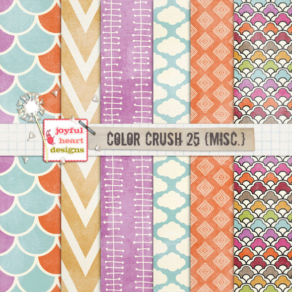 Color Crush 25 {miscellany}