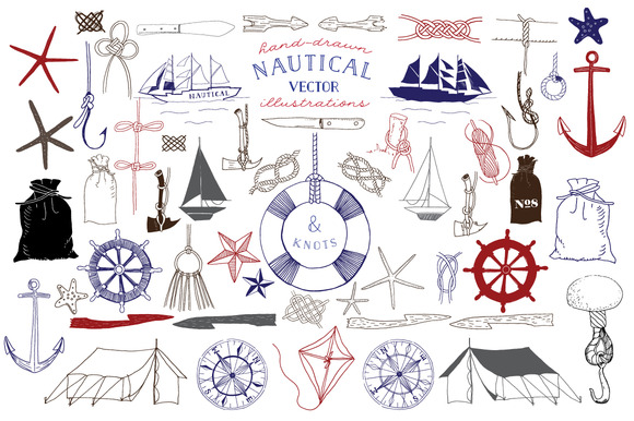 Nautical Knot Vector Illustrations