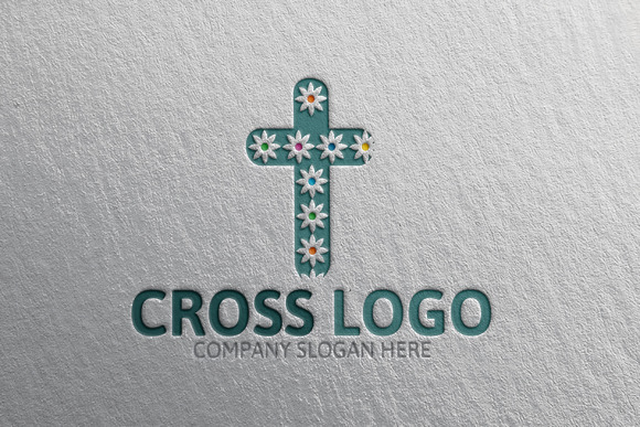 Cross Logo Template