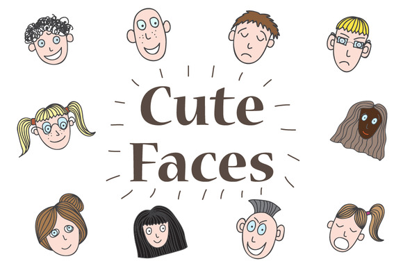 Vector Faces