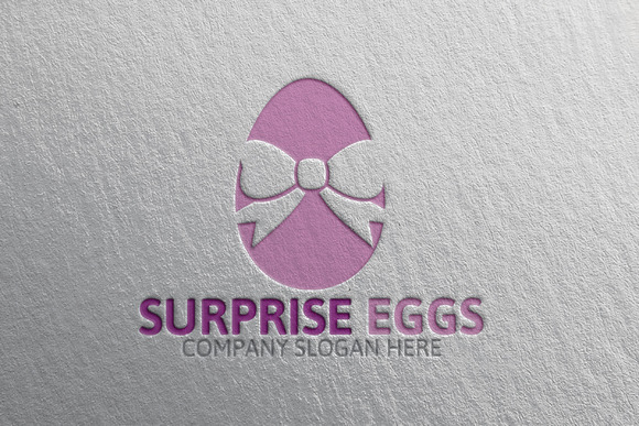 Surprise Eggs Logo