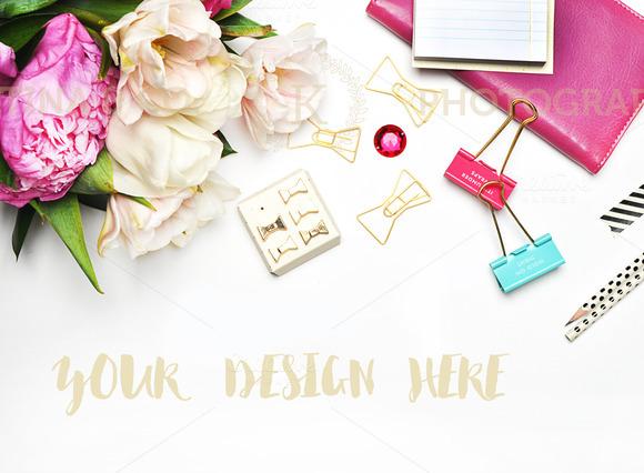 Styled Mockup Styled Desktop Image